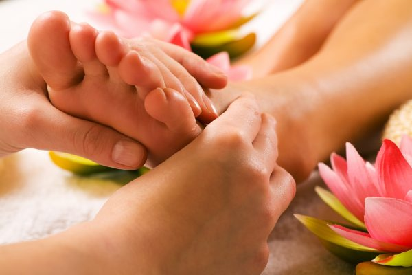 Reflexology course in London image